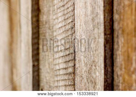 wood texture closeup macro bokeh effect, depth of field. wood planks