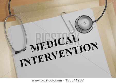 Medical Intervention Concept