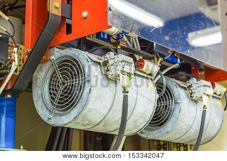 Electrical Centrifugal Fan