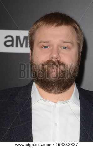 LOS ANGELES - OCT 23:  Robert Kirkman at the AMC's Special Edition of