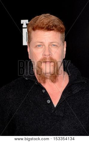 LOS ANGELES - OCT 23:  Michael Cudlitz at the AMC's Special Edition of