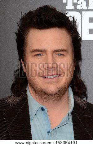 LOS ANGELES - OCT 23:  Josh McDermitt at the AMC's Special Edition of