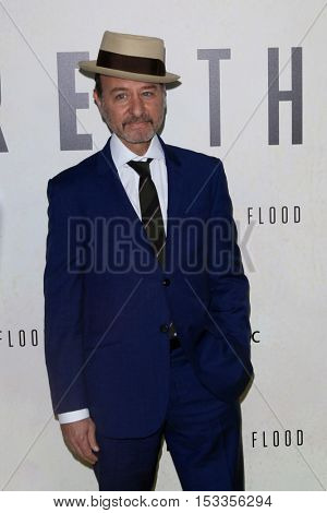 LOS ANGELES - OCT 24:  Fisher Stevens at the Screening Of National Geographic Channel's