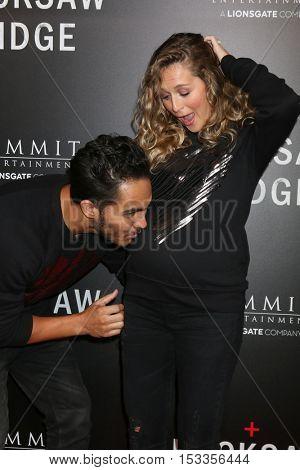 LOS ANGELES - OCT 24:  Carlos Penavega, Alexa PenaVega at the