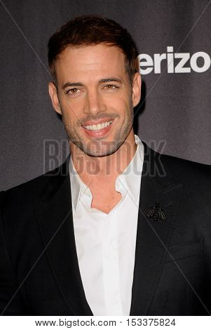 William Levy at the Paley Center for Media's Hollywood Tribute to Hispanic Achievements in Television held at the Four Seasons Hotel in Beverly Hill, USA on October 24, 2016.