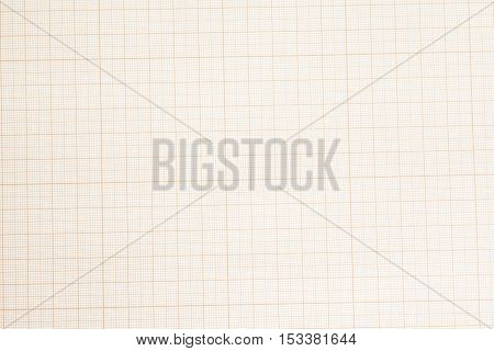 Seamless millimeter graph paper design abstract background