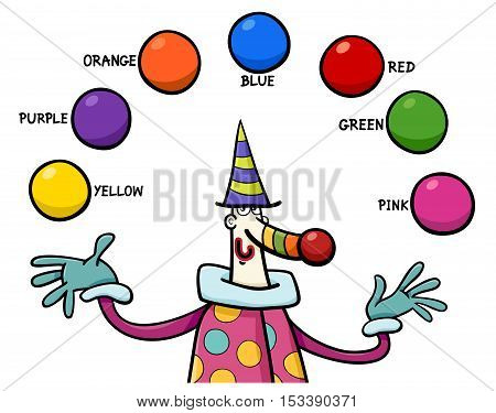 Primary Colors Educational Activity