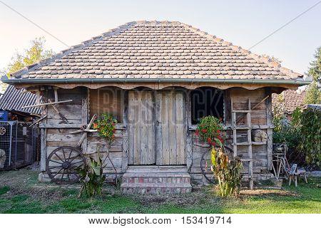 Beautiful Ethno House
