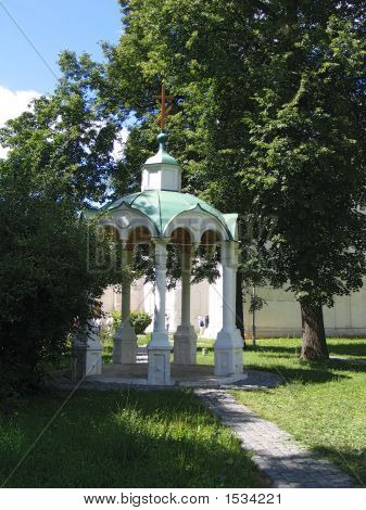 Summerhouse In Monastery.