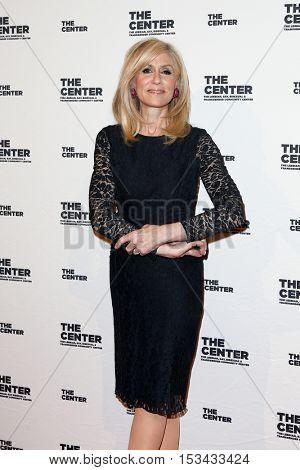 NEW YORK-APR 2: Actress Judith Light attends attends the 2015 Center Dinner at Cipriani Wall Street on April 2, 2015 in New York City,