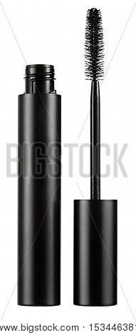 Black Mascara Makeup Tube