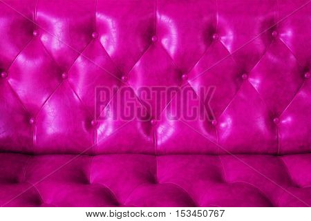 The luxury of classic purple leather texture and background.