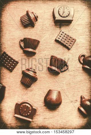 Coffee Shop Iconography