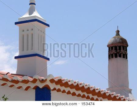 Moorish Chimneys