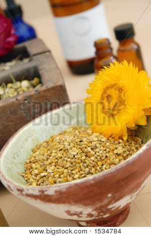Herbalists Bee Pollen