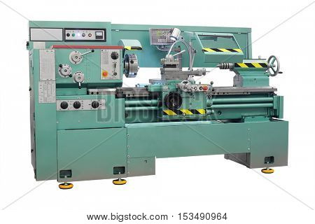 The image of an industrial machine