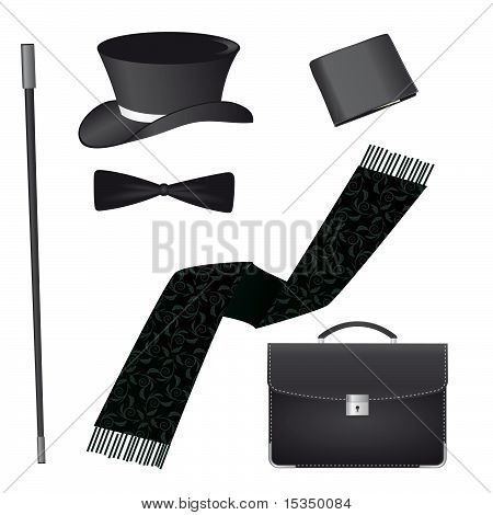 Accessories For The Business Gentleman