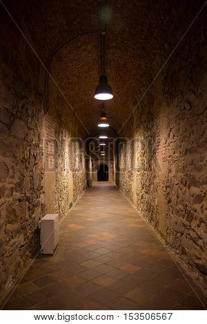 Troy castle Trojsky zamek in Prague Czech Republic