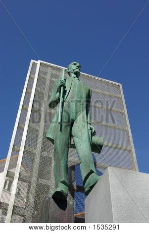 Memorial Of Jaan TõNisson