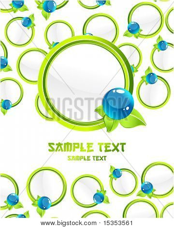 Raster. Abstract background