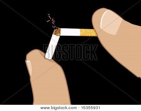 Cigarette Snap