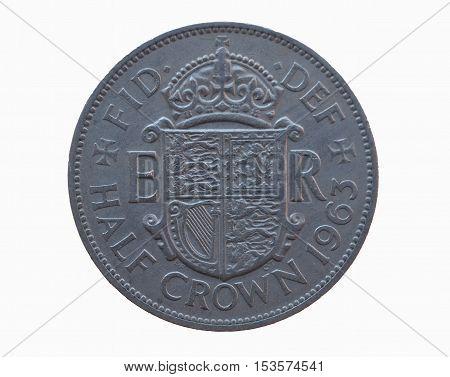 Half Crown Coin