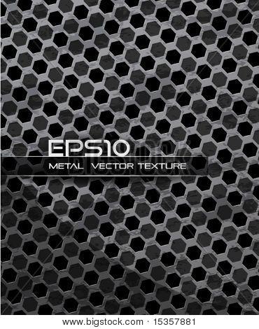 Metall Vektor Textur