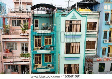 Ho Chi Minh City Vietnam