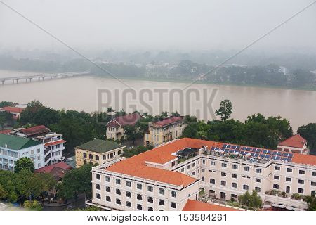 City Of Hue Vietnam