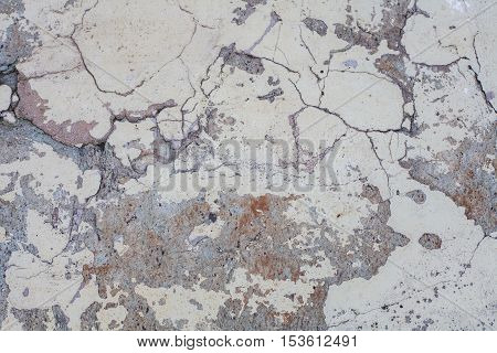 old Wall concrete or sement texture and background