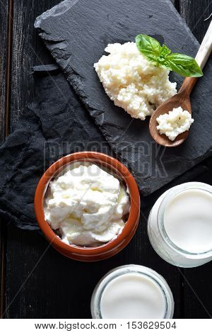Products That Come From The Kefir