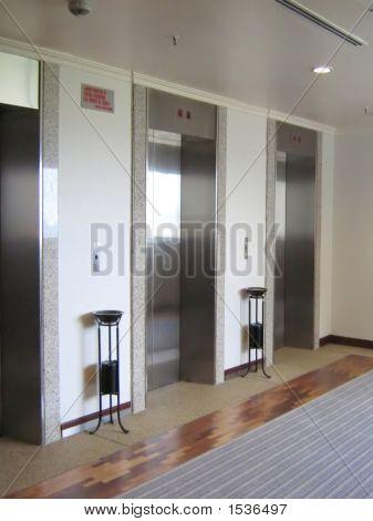 Moderne Lift Lift