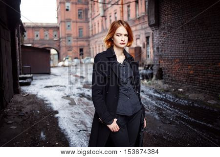 Summer sunny lifestyle fashion portrait of young stylish woman