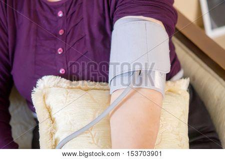 Kan Basıncını ölçmek