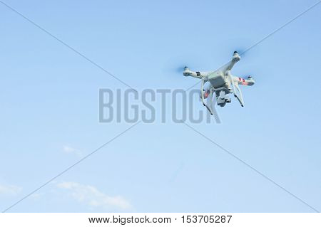 Drone or UAV (Unmanned Aerial Vehicle)High angle shots