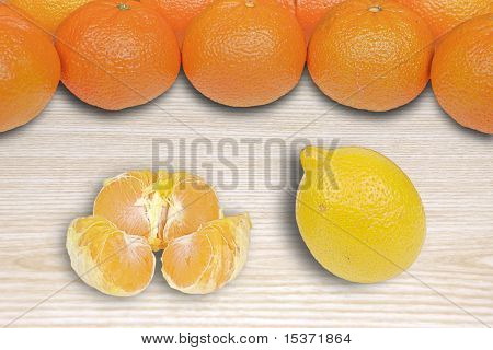 Lemon Vs Oranges