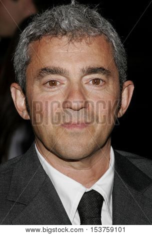 Daniel Battsek at the Los Angeles premiere of 'The Queen' held at the Academy of Motion Picture Arts and Sciences in Beverly Hills, USA on October 3, 2006.