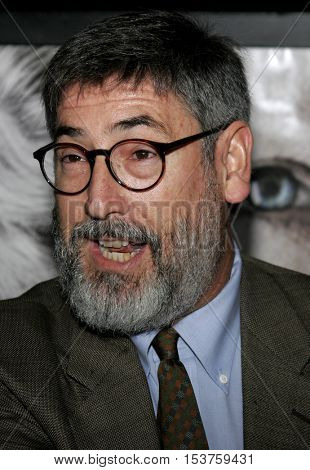 John Landis at the Los Angeles premiere of 'The Queen' held at the Academy of Motion Picture Arts and Sciences in Beverly Hills, USA on October 3, 2006.