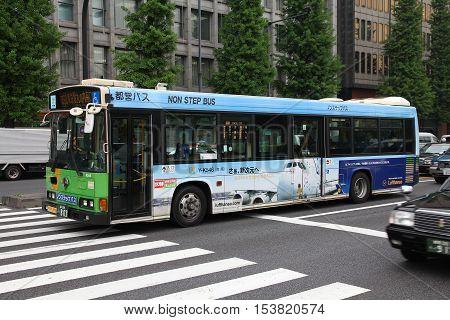 Tokyo City Bus