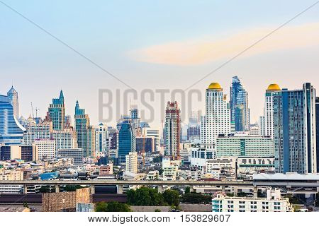 Bangkok High-rise Buildings