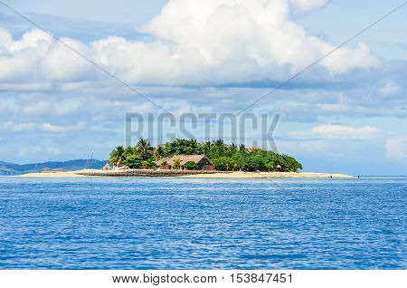Beachcomber Island In Fiji
