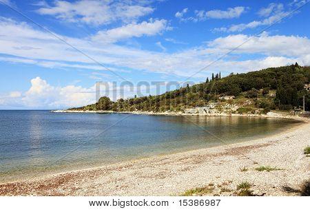 Kassiopi Main Beach