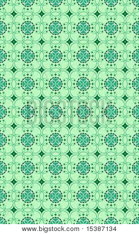 Background Seamless Wallpaper- Green