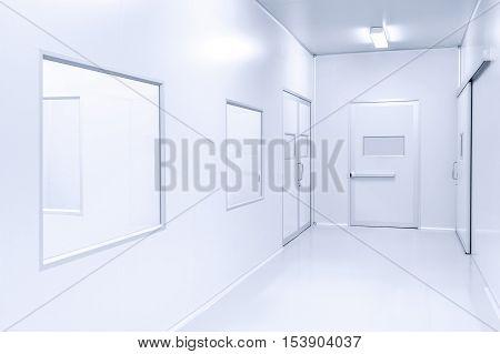 modern lab interior background hospital background science background