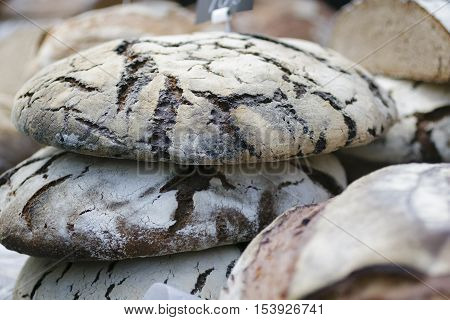 Subsistence Farming. Loaf Of Bread