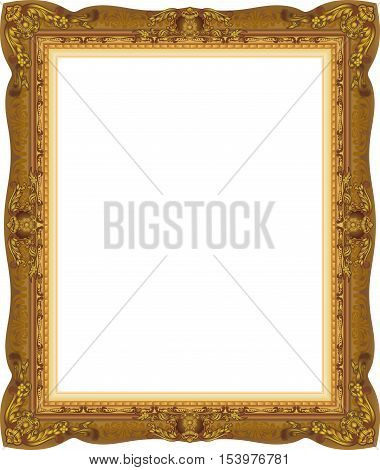 Frame Picture Wood