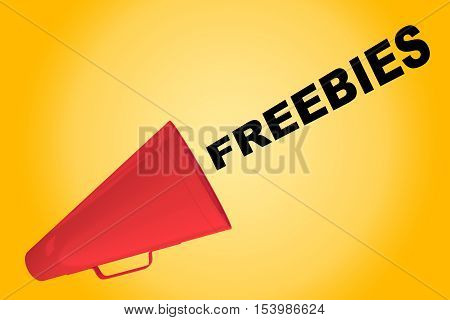 Freebies - Advertisement Concept
