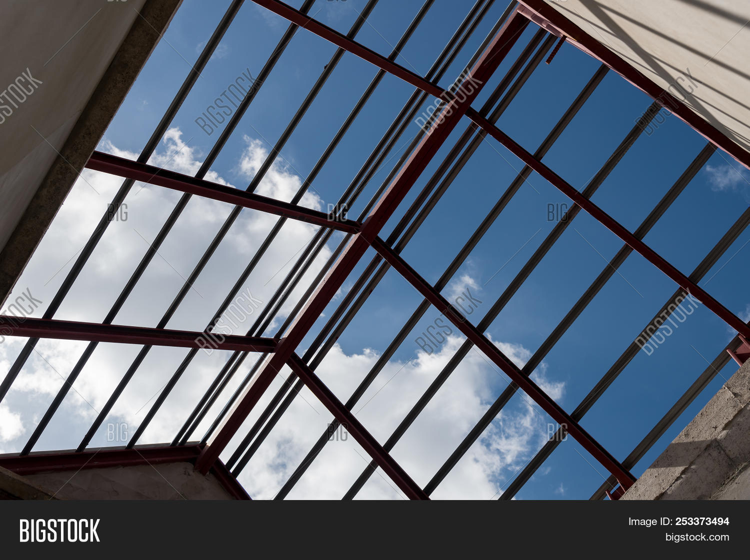 View Structural Steel Image Photo Free Trial Bigstock