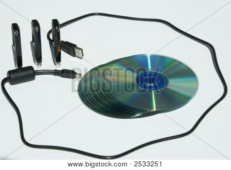 Usb Ready To Conquer Cd'S