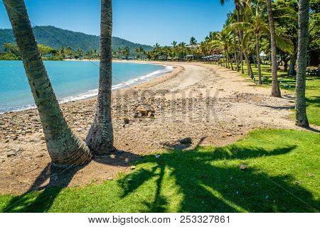 Airlie Beach In The Summer On A Hot Sunny Day
